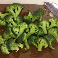 Pasta piccante con i broccoli step 1
