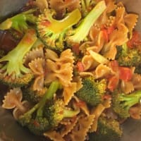 Pasta piccante con i broccoli step 3