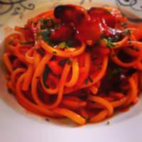 Mejillones con salsa de tomate