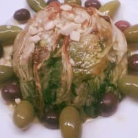 Stuffed escarole