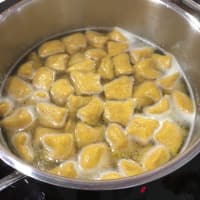 Whole Pumpkin Gnocchi step 5