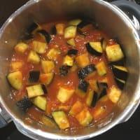 Timballo di risotto alle melanzane step 1