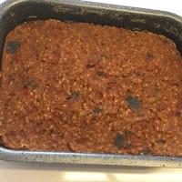 timbal de risotto con berenjenas paso 4