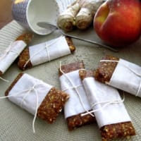 Raw Bars with dates and nuts