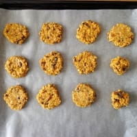 Galletas con Davena flakes con frutos secos paso 4