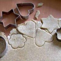 Biscotti di segale miele e cannella step 2