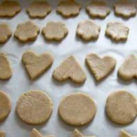 Biscotti di segale miele e cannella step 3