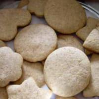 Biscotti di segale miele e cannella step 5