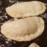 Calzoni al forno rosticceria siciliana metodo bimby step 8