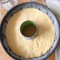 Rosquilla de coco sin gluten paso 2