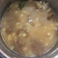 Pasta e fagioli con ammollo rapido step 4