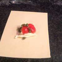 crescentine frito paso 10