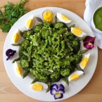 ensalada de primavera
