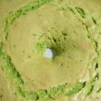 PISTACHO pastel de crema paso 6