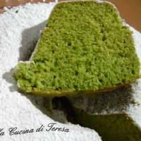 PISTACHO pastel de crema paso 8