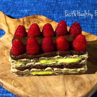 Zuppa inglese healthy