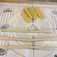 El gluten libre de ñoquis con espárragos crujientes paso 5