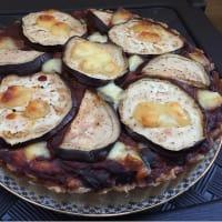 Torta salata alla parmigiana