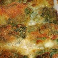 rollos de lechuga rellenos de bolas de mozzarella paso 7