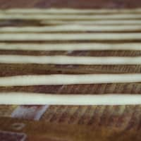 Pasta casera sin huevo paso 3
