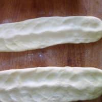 Cucche con jamón y DOP Ragusa paso 5