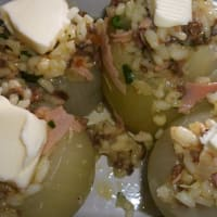 Stuffed onions step 7