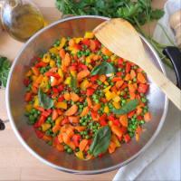 Pasta con ragout de verduras paso 3