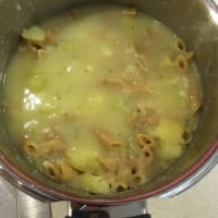 Pasta e patate step 4
