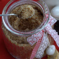 El azúcar natural natural sintético Delight paso 5