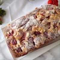 Plumcake de fresas y queso cottage sin mantequilla paso 4