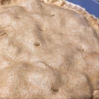 torta deletreado rústico con achicoria y patatas paso 8