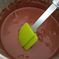 Tortas con crema de queso ricotta paso 1