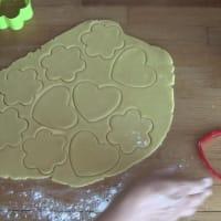 Biscotti di pasta frolla da decorare step 4