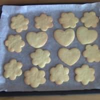 Biscotti di pasta frolla da decorare step 6