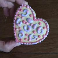 Biscotti di pasta frolla da decorare step 13