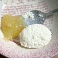 CESTAS y cuchara de los pasteles paso 5