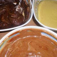 Ciambella ai tre cioccolati step 4