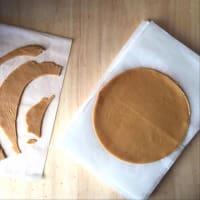 Pastel de capas CON yogur con miel y nata paso 10