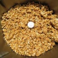 Chococookies romero con las semillas de cáñamo paso 2