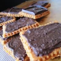Chococookies romero con las semillas de cáñamo paso 6