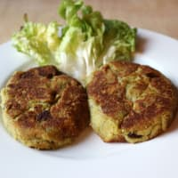 Hamburguesa vegetal suavísima