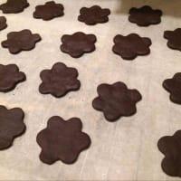 Baci de chocolate y menta paso 5