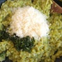 Croquetas con arroz y guisantes paso 4