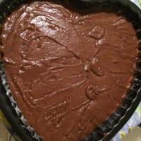 Torta al cacao con Ganache al Cioccolato e Menta step 4