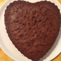 Pastel de chocolate ganache de chocolate y menta paso 5