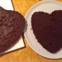 Pastel de chocolate ganache de chocolate y menta paso 7