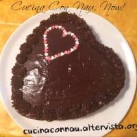 Pastel de chocolate ganache de chocolate y menta paso 8