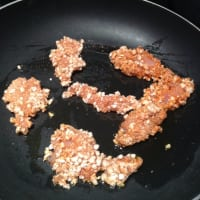 arroz bocados de pollo hinchado paso 7