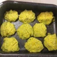 Albóndigas suaves con el calabacín paso 4