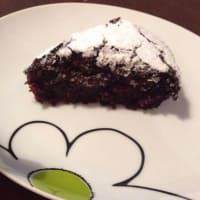 pastel de chocolate vegetariana Matta